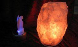 Les lampes en pierre